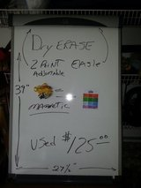 Professional Magnetic White Board deluxe      new lower price in Batavia, Illinois