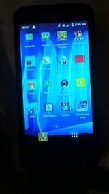 Att Android cellphone...text for info..Fairly New. in Evansville, Indiana