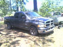 2003 DODGE 4 DOOR TRUCK (no title) FOR PARTS in Fort Polk, Louisiana