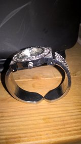 Crystal cuff watch...Excellent condition,by sofia vegera in Evansville, Indiana
