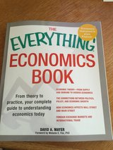 Economics book AHS required in Kingwood, Texas