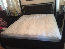 King size 4 poster bed in Fort Lee, Virginia