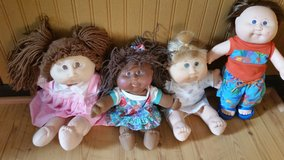 Cabbage Patch Kids 2 dolls in Bolingbrook, Illinois