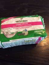 Doggy Diapers Size Medium 11 Count in Houston, Texas