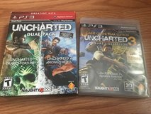 Uncharted Collection PS3 PlayStation in Batavia, Illinois