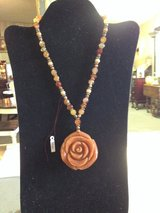 Rose necklace in Clarksville, Tennessee