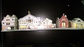 REDUCED-3D puzzle/Stockbridge at Christmas in Macon, Georgia