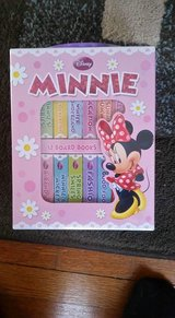 Toy phone, Minnie mouse books in Fort Drum, New York