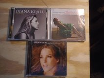 3 Diana Krall cds in Orland Park, Illinois