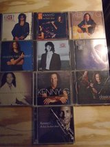 10 Kenny G cds in Orland Park, Illinois