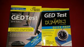 1 ged book in 29 Palms, California