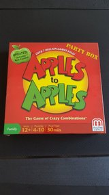 Apples to Apples Party Box in Nellis AFB, Nevada