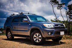 Toyota Hilux Surf : Cruise Okinawa in style in Okinawa, Japan