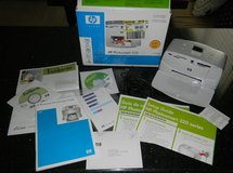HP Photosmart 325 Photo Printer / COMPLETE In Box ~ For SD Card / Flash in Kingwood, Texas