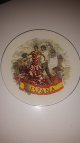 reduced!souvenir  plate from spain in Stuttgart, GE