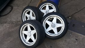 17 inch Alloys Rims AZEV BMW in Grafenwoehr, GE