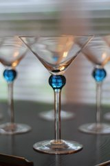 Martini Cocktail Set - Collector's Item in Kingwood, Texas