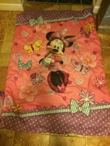 Minnie Mouse Twin Comforter in Batavia, Illinois