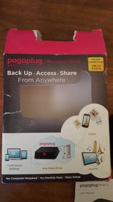 Pogoplug Backup and Sharing Device (Personal Cloud) in Fort Campbell, Kentucky