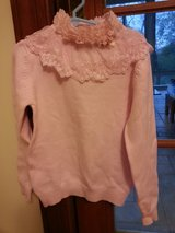 Brand New Cute Girl Warm Top 4-5T in Naperville, Illinois