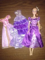 Barbie size Doll and Outfits in Aurora, Illinois