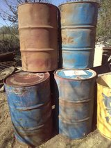 55 Gallon Barrels in Alamogordo, New Mexico