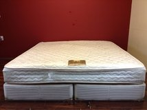 King Size Mattress (Avalon Pillowtop) in Tomball, Texas