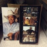 George strait straight out of the box cassette tapes in Camp Lejeune, North Carolina