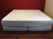 King Size Mattress (Sereny Sleep Amsterdam) in Tomball, Texas