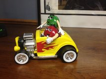 M&M Candy Dispenser Toy in Plainfield, Illinois