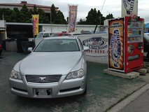 2005 Toyota Mark X 250G - Luxury Options - Arctic A/C - Clean - Well Maintained - $ave! in Okinawa, Japan