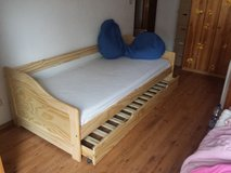 Bed with guest bed under in Baumholder, GE