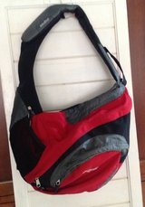 Jansport Backpack Red and Black Sling Style in Bartlett, Illinois