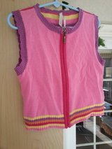Girl Sweater Vest 4T in Naperville, Illinois