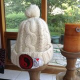 Girl Wool Hat 3-5T in Naperville, Illinois