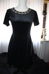Black dress with diamonds in Ramstein, Germany