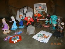 Disney Infinity Game (Wii) and Characters in CyFair, Texas