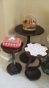 3 pice set end/side table in Montgomery, Alabama