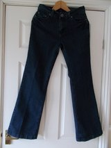 Ladies Jeans size 10 by House of Denim Blue Bootcut Excellent in Cambridge, UK