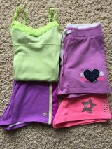 Justice Shorts/Tank-Size 10/12 in Plainfield, Illinois