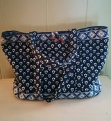 Vera Bradley Tote in Nantucket Navy in Kingwood, Texas