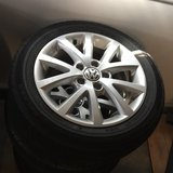 """16"""" vw rims and tiers in Camp Pendleton, California"""