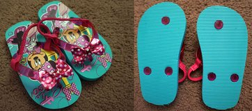 (new)toddler Minnie Mouse flip flop size8-10 in Davis-Monthan AFB, Arizona