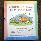 (New)A Nutbrown Hare Storybook Pair Boxed Set in Davis-Monthan AFB, Arizona