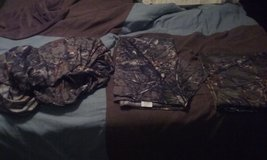 Full size camo sheets in Fort Campbell, Kentucky