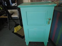 small  vintage painted cabinet in Naperville, Illinois