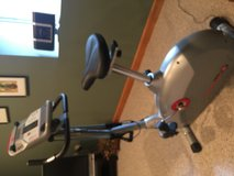 Schwinn 150 Upright Exercise Bike in Orland Park, Illinois