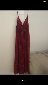 Flowy Floral Maxi Dress Size Small in Los Angeles, California