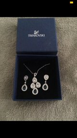 Swarovski Necklace And Earring Set in Los Angeles, California