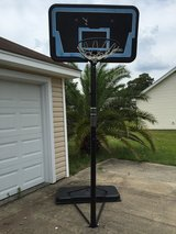 Adjustable Basketball Hoop in Beaufort, South Carolina